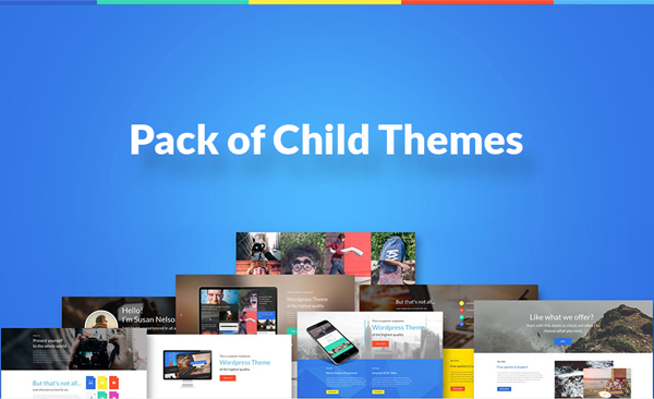 Multiple Child Themes