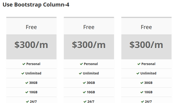 10 Awesome WordPress pricing table plugins