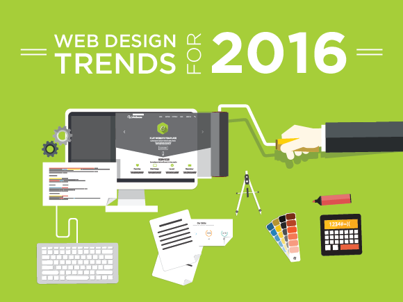 Trends that Web Design and Development will follow in 2016-17