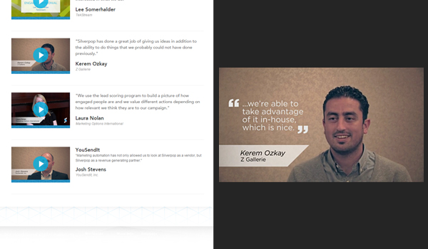 12 Unique Examples of Website Testimonial Page Designs