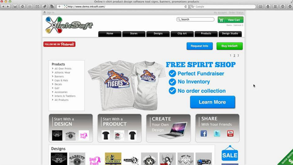 10 Best Online T-Shirt Design Tool Facilitating Companies