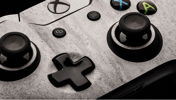 Create a Customized Design for Your Xbox Controller