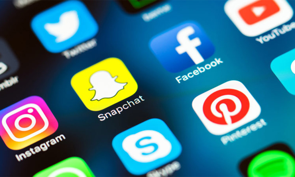 Controlling your online presence in various social networking websites