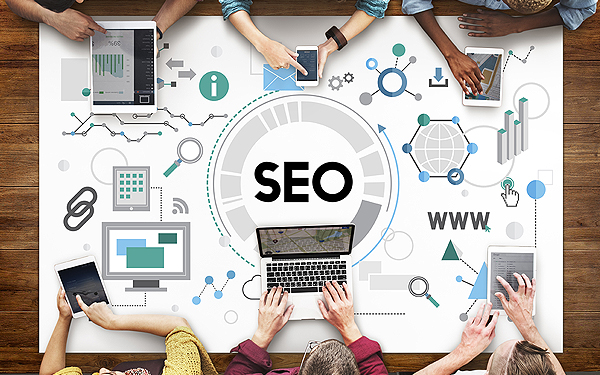 Three elements of web design that have an impact on SEO