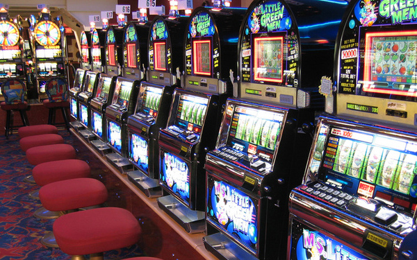 Slot Machines: A Captivating Design Proven by Generations of Players