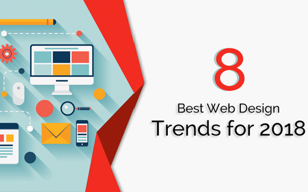 Top Web Design Trends to Watch in 2018