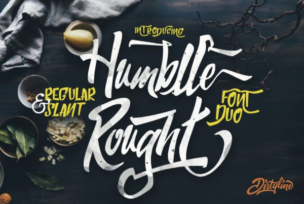 Beautiful Script and Handwritten Fonts Collection 45