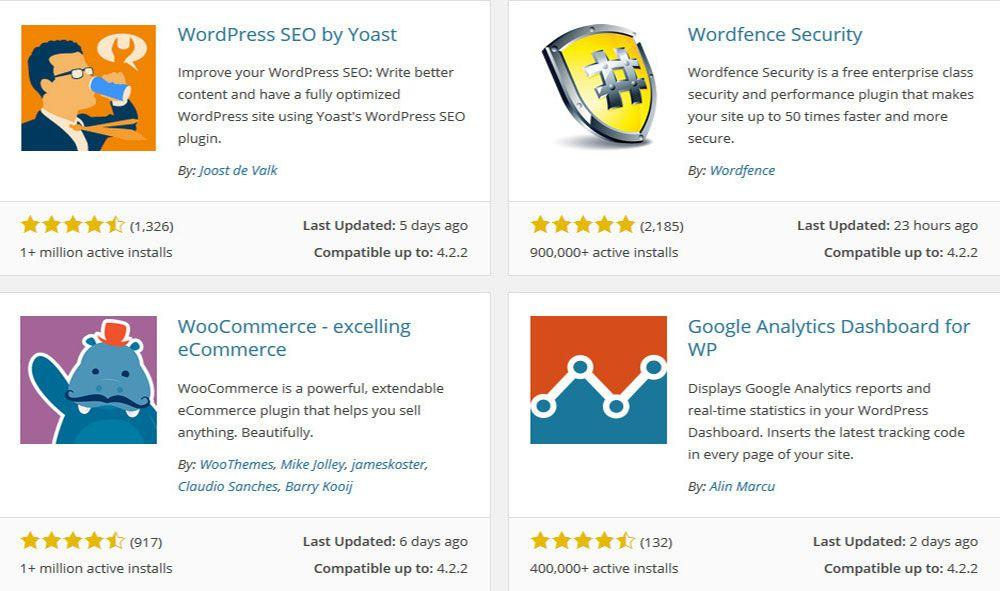 13 Things That Make Wordpress Popular for Building Business Blogs 2