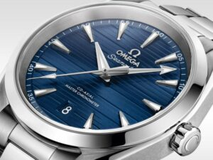 How unique product design and features makes omega seamaster aqua terra watch differentiates itself from other omega watches? 2