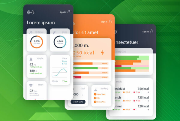 Rolling With These Hot Mobile App UI Design Trends Of 2020 7