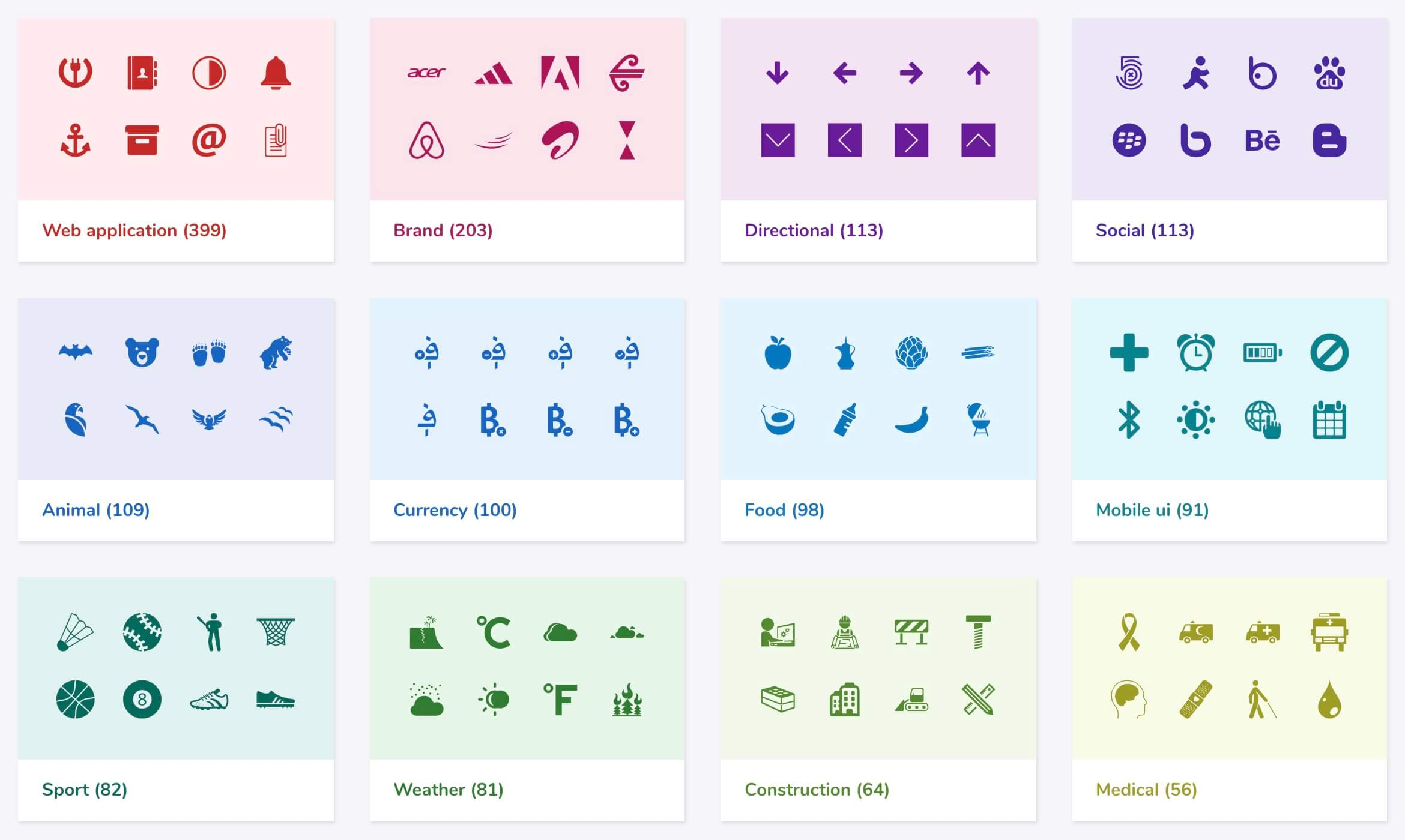10 Awesome Websites for FREE SVG Icons to use on your Next Project 7