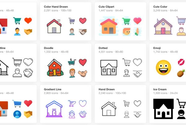 10 Awesome Websites for FREE SVG Icons to use on your Next Project 28