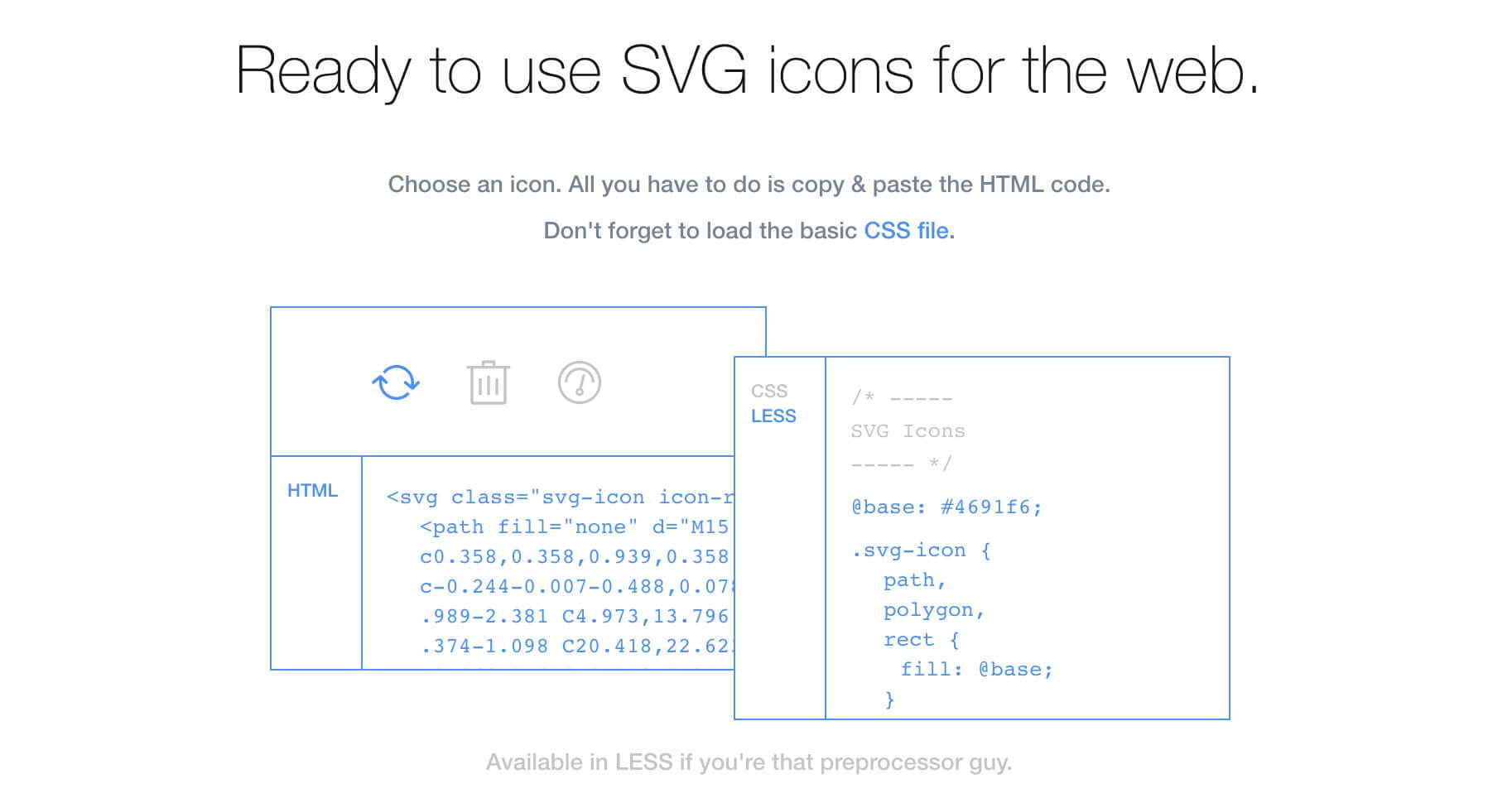 10 Awesome Websites for FREE SVG Icons to use on your Next Project 3